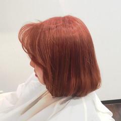 ピンク ベージュ ガーリー 外国人風カラー ヘアスタイルや髪型の写真・画像
