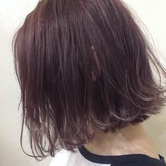 色気 ハイトーン ストリート 外ハネ ヘアスタイルや髪型の写真・画像