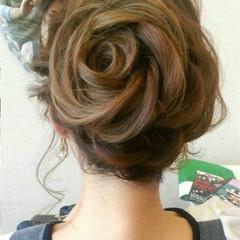 成人式 ロング 女子力 ガーリー ヘアスタイルや髪型の写真・画像