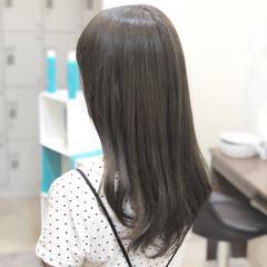 ロング 外国人風 外国人風カラー 透明感 ヘアスタイルや髪型の写真・画像