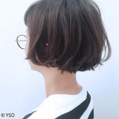 切りっぱなし 外国人風 ストリート 大人かわいい ヘアスタイルや髪型の写真・画像