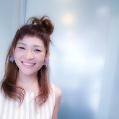 色気 ロング 大人女子 ミルクティー ヘアスタイルや髪型の写真・画像