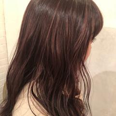 透明感 秋 ウェーブ ゆるふわ ヘアスタイルや髪型の写真・画像