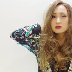 ロング ガーリー 外国人風 渋谷系 ヘアスタイルや髪型の写真・画像