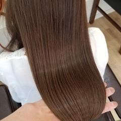 名古屋市守山区 ナチュラル ロング 髪質改善 ヘアスタイルや髪型の写真・画像