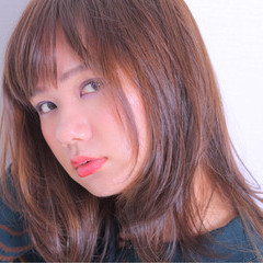エフォートレス アンニュイ モテ髪 フェミニン ヘアスタイルや髪型の写真・画像