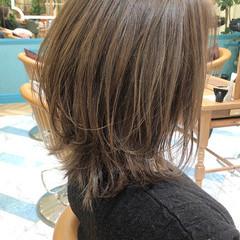 ナチュラル 前髪パーマ デジタルパーマ ゆるふわパーマ ヘアスタイルや髪型の写真・画像