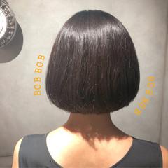 オフィス 黒髪 コンサバ 簡単ヘアアレンジ ヘアスタイルや髪型の写真・画像