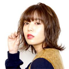 ヘアアレンジ 外国人風 丸顔 ガーリー ヘアスタイルや髪型の写真・画像
