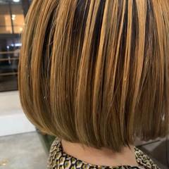 エレガント ミニボブ ショートボブ ベリーショート ヘアスタイルや髪型の写真・画像