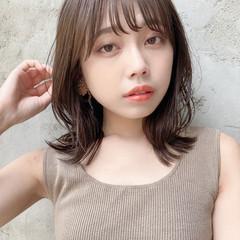 ウルフカット 韓国ヘア ナチュラル ヘアアレンジ ヘアスタイルや髪型の写真・画像