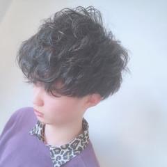 メンズヘア メンズスタイル メンズカット メンズパーマ ヘアスタイルや髪型の写真・画像