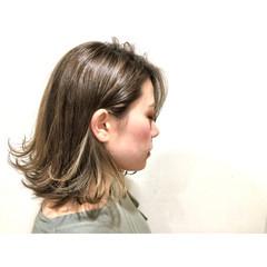 ストリート 大人かわいい フェミニン ボブ ヘアスタイルや髪型の写真・画像