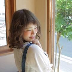 ストリート ガーリー ナチュラル モテ髪 ヘアスタイルや髪型の写真・画像