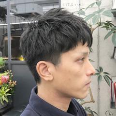 刈り上げ 30代 メンズカット 20代 ヘアスタイルや髪型の写真・画像
