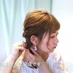 リラックス デート 女子会 オフィス ヘアスタイルや髪型の写真・画像