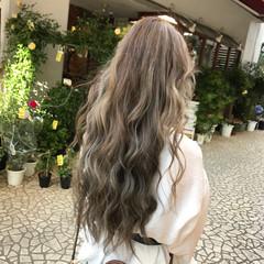 上品 デート 女子会 ロング ヘアスタイルや髪型の写真・画像