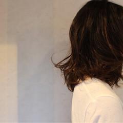ゆるふわ ストレート グラデーションカラー 外国人風 ヘアスタイルや髪型の写真・画像