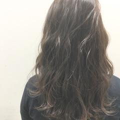 グラデーションカラー ハイライト ストリート 暗髪 ヘアスタイルや髪型の写真・画像