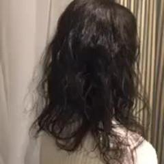大人かわいい ナチュラル デート アンニュイほつれヘア ヘアスタイルや髪型の写真・画像