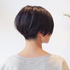 ベリーショート 刈り上げショート 刈り上げ女子 ツーブロック ヘアスタイルや髪型の写真・画像