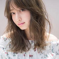 アウトドア 女子力 ナチュラル 簡単ヘアアレンジ ヘアスタイルや髪型の写真・画像