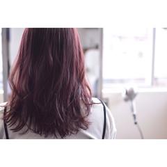 ミディアム ストリート ダブルカラー イルミナカラー ヘアスタイルや髪型の写真・画像