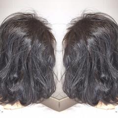 ストリート ボブ 外国人風 リラックス ヘアスタイルや髪型の写真・画像