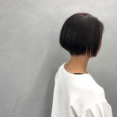 刈り上げ 簡単 ジェンダーレス ショート ヘアスタイルや髪型の写真・画像