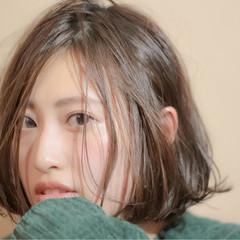 可愛い 透明感 簡単 モテ髪 ヘアスタイルや髪型の写真・画像