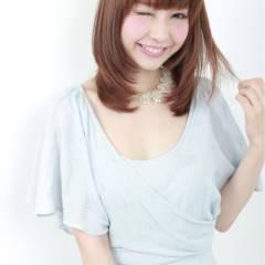 ガーリー 大人かわいい ナチュラル モテ髪 ヘアスタイルや髪型の写真・画像