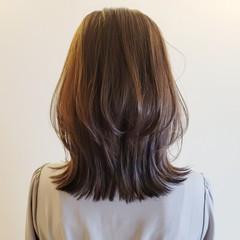 レイヤーカット ヘアカット エレガント ウルフカット ヘアスタイルや髪型の写真・画像