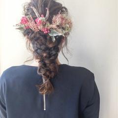 エレガント パーティ ヘアアレンジ アップスタイル ヘアスタイルや髪型の写真・画像