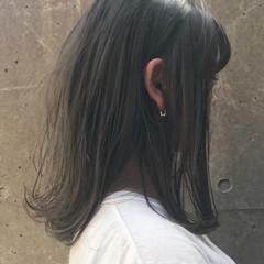ハイライト ナチュラル ブルージュ 外国人風 ヘアスタイルや髪型の写真・画像