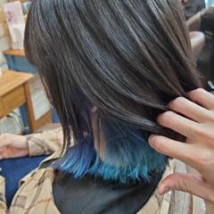 ハイライト エレガント ショート ナチュラルグラデーション ヘアスタイルや髪型の写真・画像