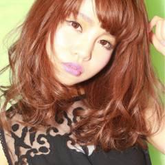 ゆるふわ フェミニン 愛され 大人かわいい ヘアスタイルや髪型の写真・画像