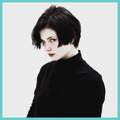 ストリート 外国人風 モード 黒髪 ヘアスタイルや髪型の写真・画像