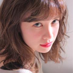 フェミニン アンニュイ 大人かわいい モテ髪 ヘアスタイルや髪型の写真・画像