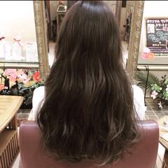 アッシュ ガーリー 外国人風 外国人風カラー ヘアスタイルや髪型の写真・画像
