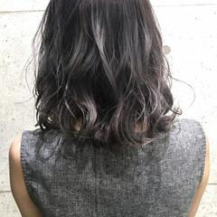 ヘアアレンジ ミディアム ストリート 簡単ヘアアレンジ ヘアスタイルや髪型の写真・画像