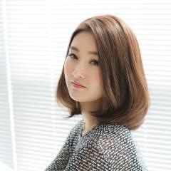 愛され モテ髪 コンサバ モード ヘアスタイルや髪型の写真・画像