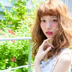ウェーブ ストリート おフェロ 外国人風 ヘアスタイルや髪型の写真・画像