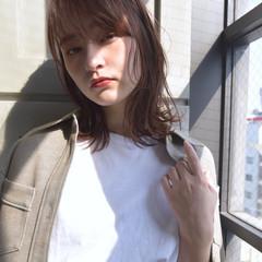 デート 黒髪 アンニュイほつれヘア ナチュラル ヘアスタイルや髪型の写真・画像