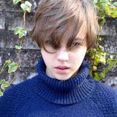 マッシュ 大人かわいい 抜け感 簡単 ヘアスタイルや髪型の写真・画像