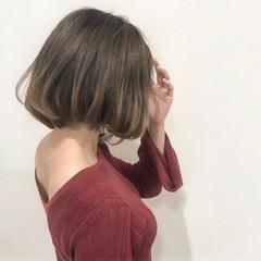 大人かわいい フェミニン 外国人風カラー デート ヘアスタイルや髪型の写真・画像