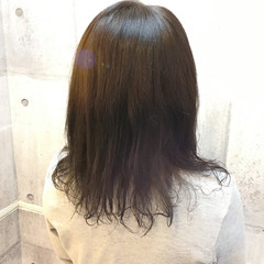 イルミナカラー フェミニン 透明感 外国人風カラー ヘアスタイルや髪型の写真・画像