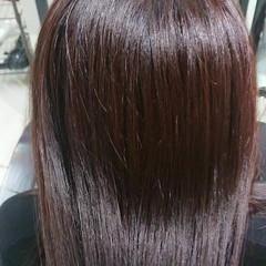 髪質改善トリートメント 超音波 髪質改善 透明感 ヘアスタイルや髪型の写真・画像