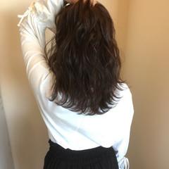 モテ髪 透明感 フェミニン 外国人風カラー ヘアスタイルや髪型の写真・画像
