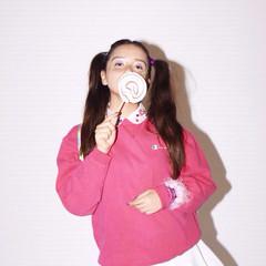 ツインテール 外国人風 ロング ガーリー ヘアスタイルや髪型の写真・画像