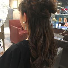 ロング ヘアアレンジ ショート 編み込み ヘアスタイルや髪型の写真・画像